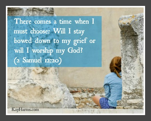 Bow to Grief or Worship God