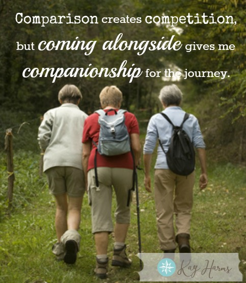 Competition or Companionship - graphic