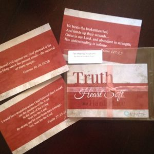 Scripture Cards - Image