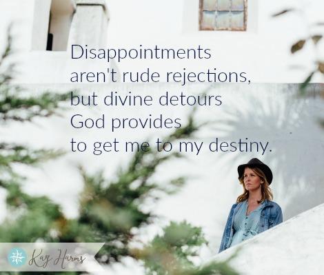 Disappointment Divine Detours - Image