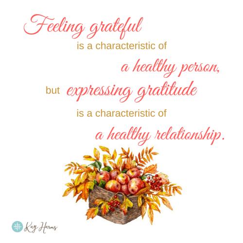 Gratitude graphic
