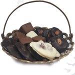 Kayısı Çekirdekli Bitter Çikolata