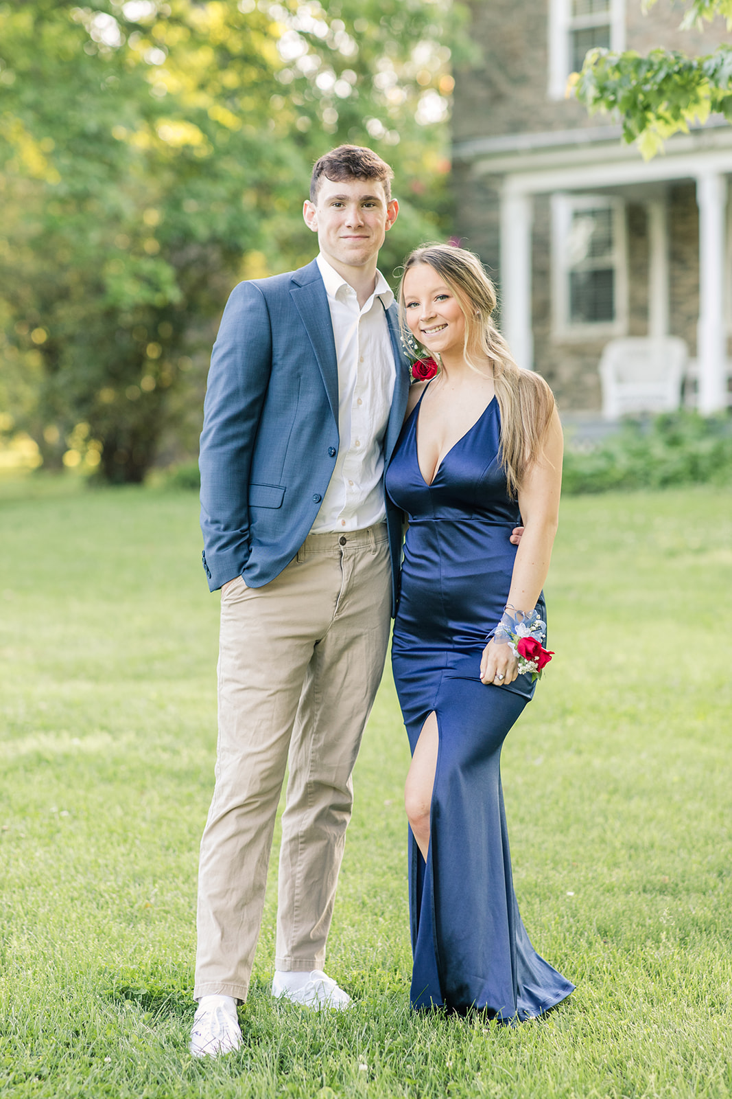 Justin and Marley Prom