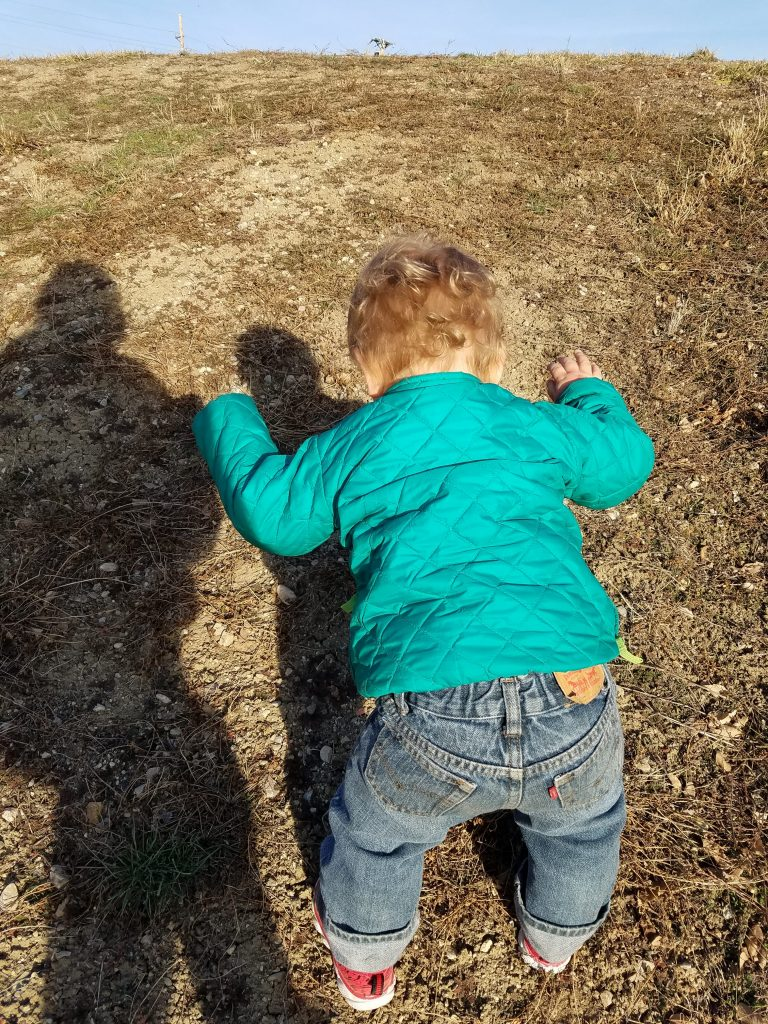 Benefits of Outside Play | Playland Preschoolers