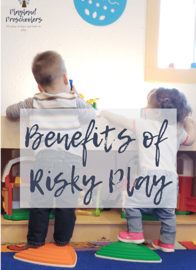 Risky Play in Preschoolers