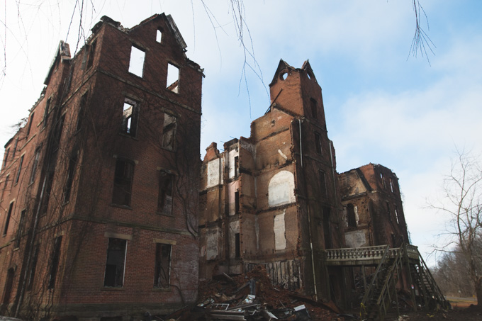 2016, after the fire