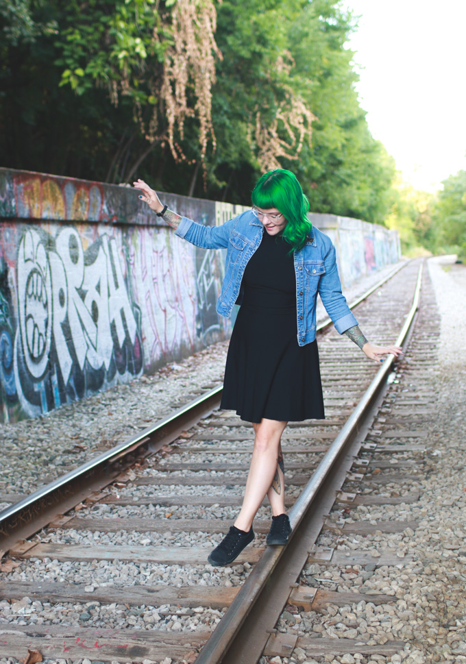 what I wore, cleveland fashion blog