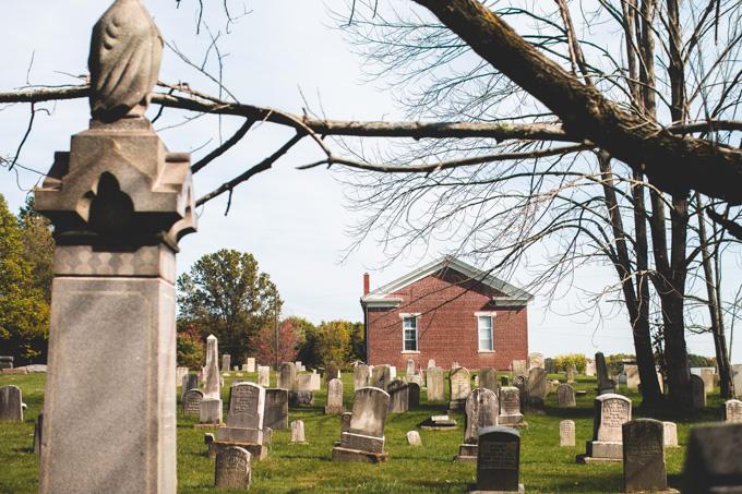 ohio, graveyard, cemetary