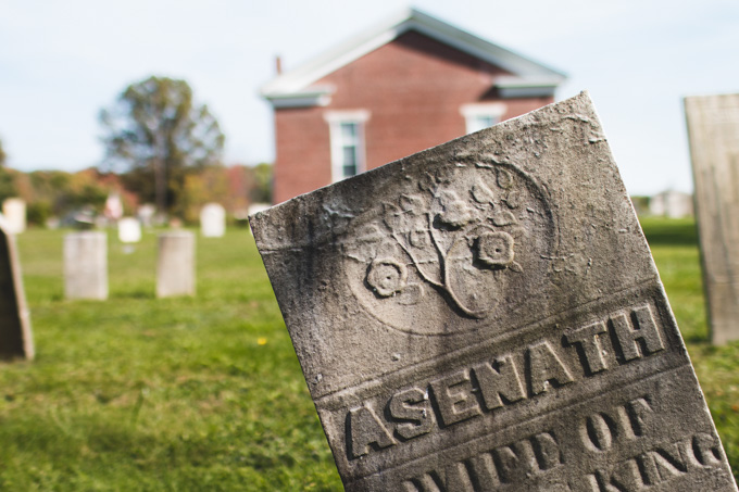 headstone, graveyard