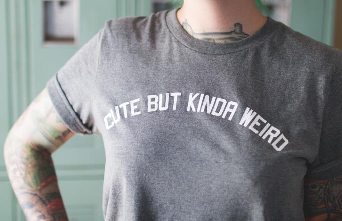 modcloth, shirt, cute, weird