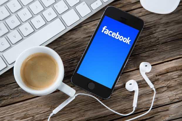 PRAGUE, CZECH REPUBLIC - FEBRUARY 20, 2014: Facebook is an onlin