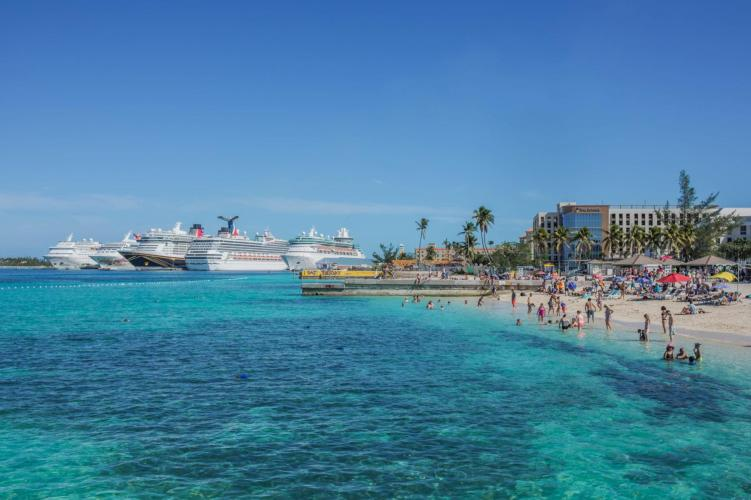nassau for the first cruise
