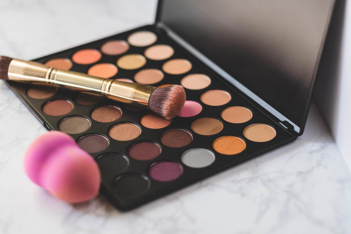 Cheap makeup palette from Morphe