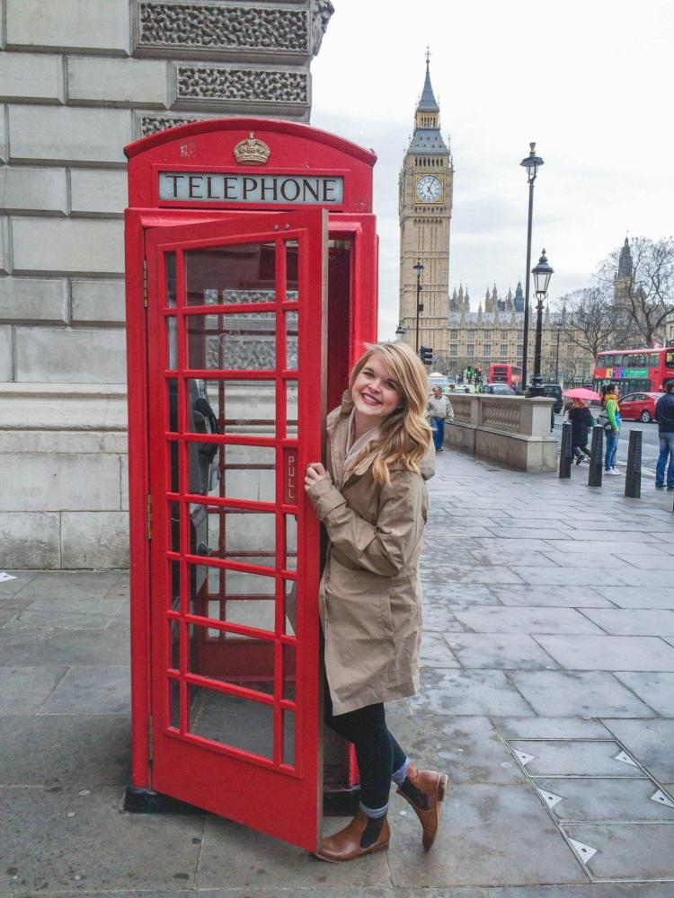big ben is one of the many things to do in london