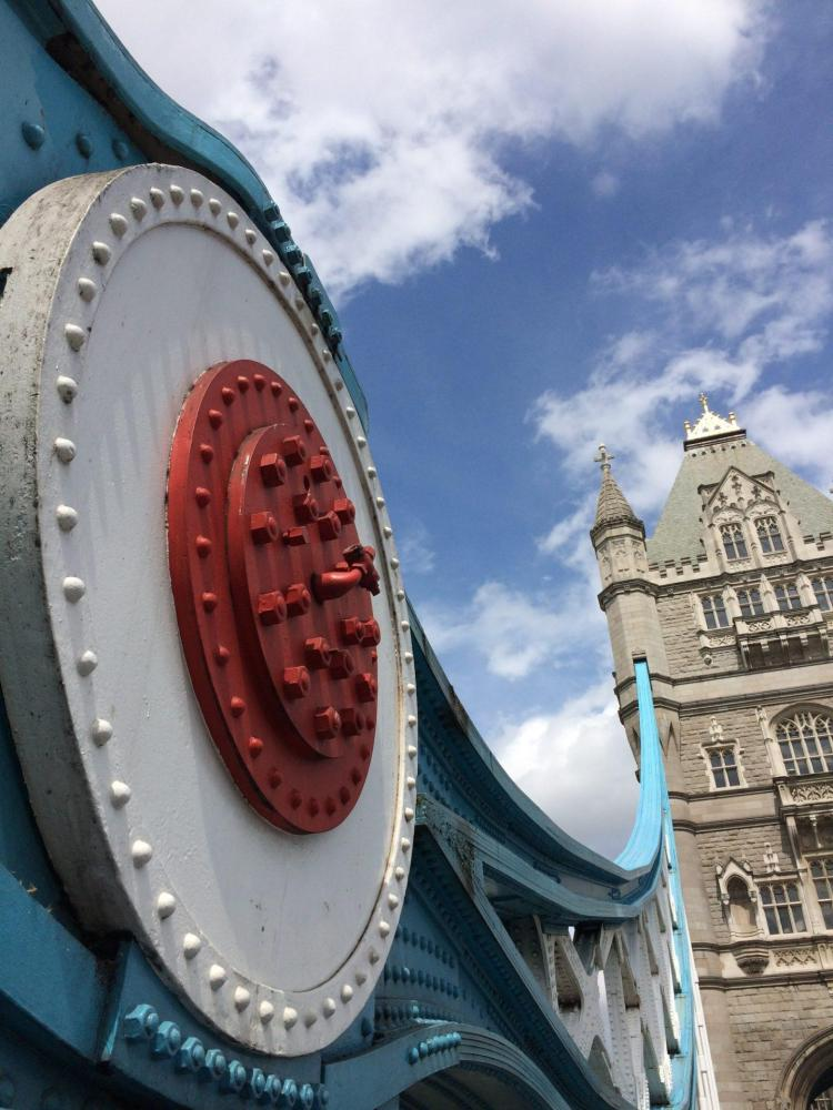 the tower bridge is one of the many things to do in london