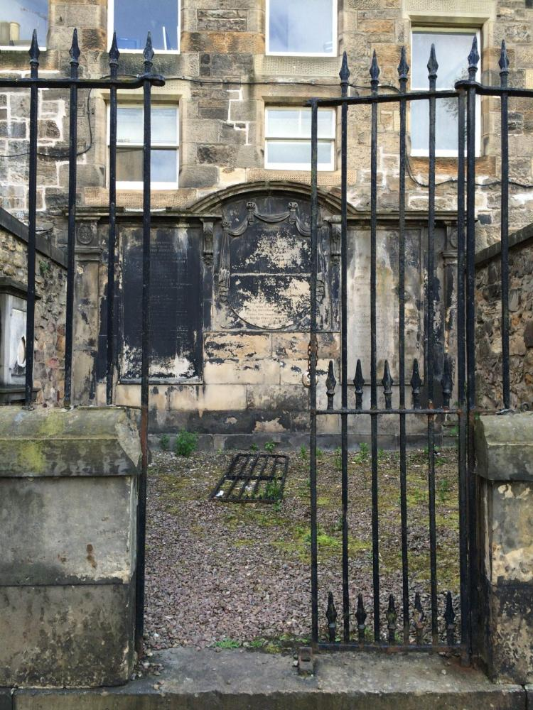 A cemetery tour is one of the many things to do in Edinburgh