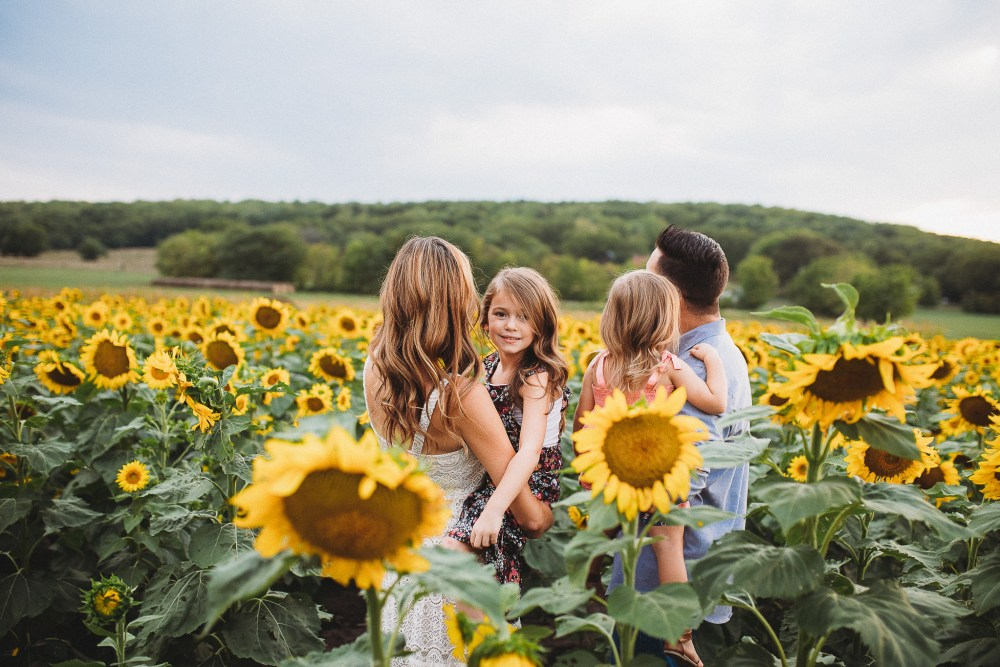 Lawrence Kansas, Sunflower Field near Lawrence Kansas family session by Kayla Kohn newborn photos, baby pictures, best photographer in kansas, family photographer, fresh 48 session, hospital photographer, kansas photographer, lawrence ks, lawrence memorial hospital, lifestyle newborn, natural baby photos, newborn photographer, olathe, olathe kansas, olathe medical center, overland park kansas, overland park regional medical center, photographer, photographer near me, portraits