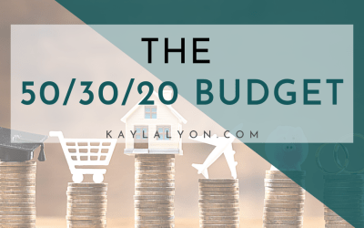 The 50/30/20 Budget