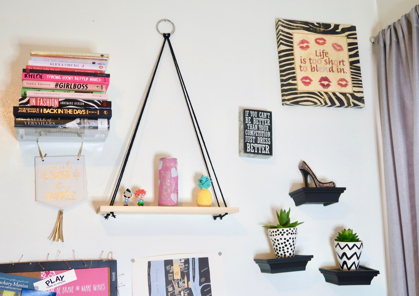 How I Decorated My Room Using Five Below Products Kayla S Chaos