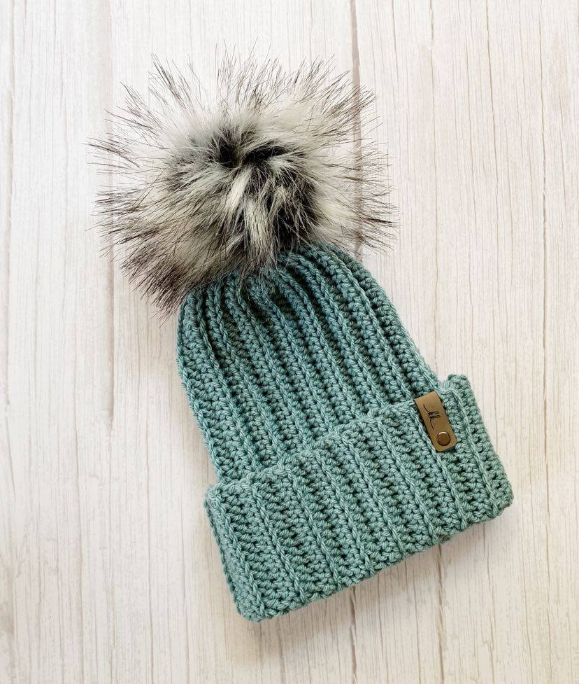 LUXURY 6 7 Silver Pearl Faux Fur Pom Pom Cute Hat Topper Extra Big Poof For Beanie Handmade By Kaylee Knots Silky Long Fur