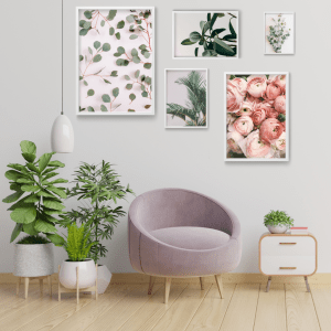 Botanical Wall Collection