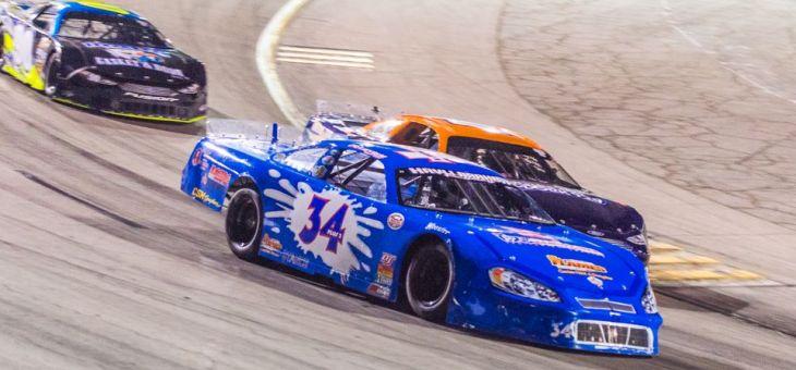 Las Vegas' Kayli Barker Returns To NASCAR Drive for Diversity