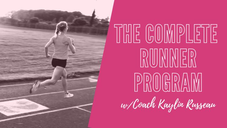 Complete Runner Program