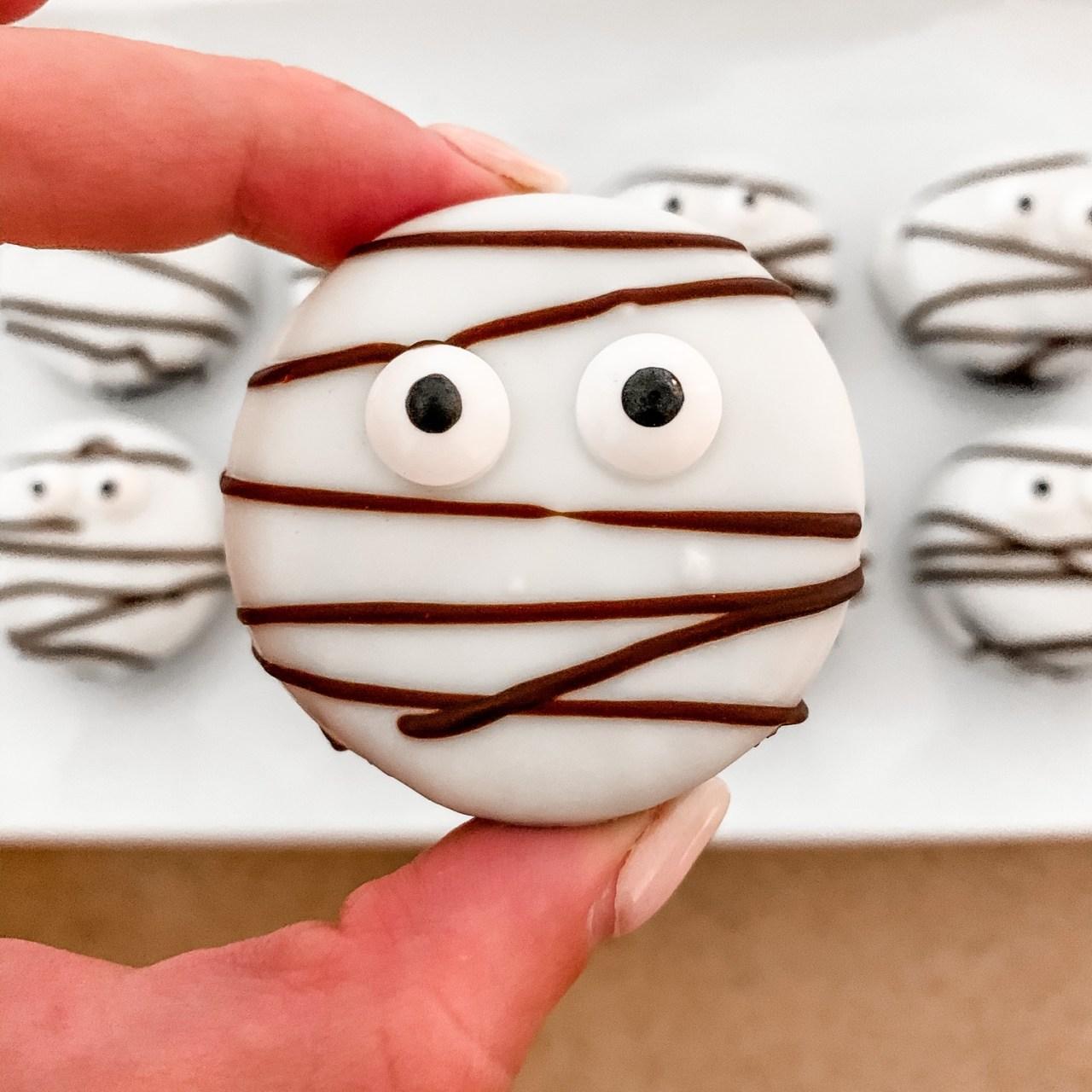 Gluten Free Halloween Dessert: Mummies