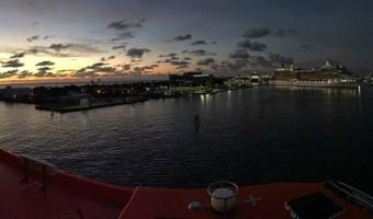 December 21, 2014: Disembarkation