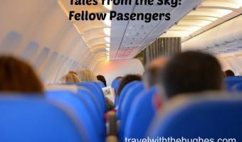 Tales from the Sky: Fellow Passengers