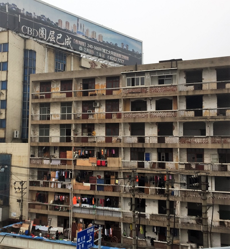 Old Apartment: China Day 7: Wuhan To Jingzhou