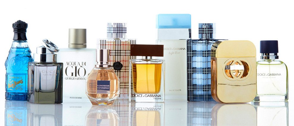 Difference between Perfumes
