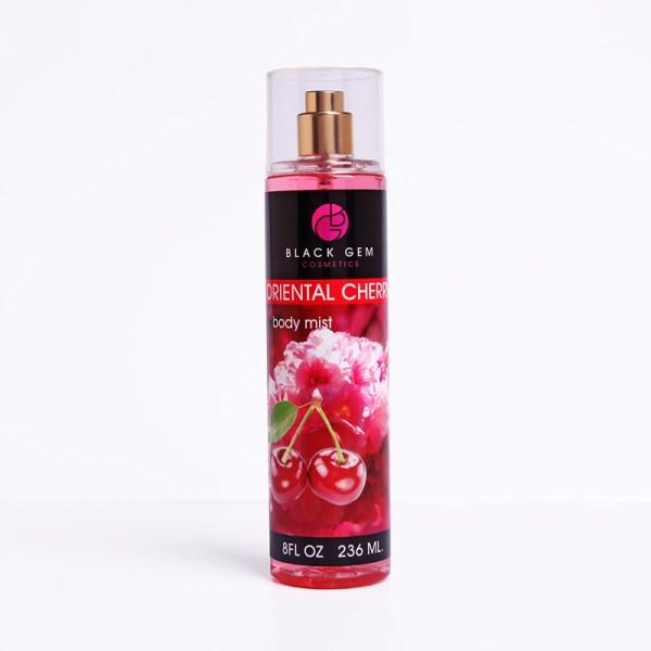 Black Gem Oriental Cherry Body Mist