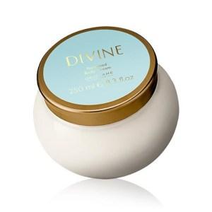 Divine Perfumed Body Cream