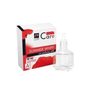 Federico Mahora summerwhiff car perfume