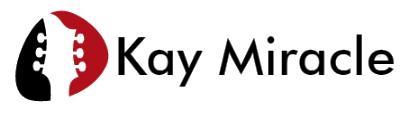 KayMiracle logo