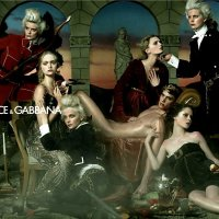 Campaign Throwback - Dolce & Gabbana AW06 Campaign