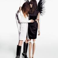 Ad Campaign - Barneys New York AW13 Campaign