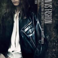Vogue Italia - 'Fashion VS Fashion' (December 2013)