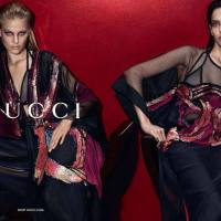 Ad Campaign - Gucci SS14 Campaign