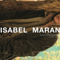 Isabel Marant AW14 Campaign