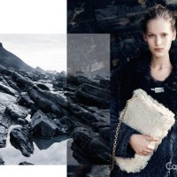 Calvin Klein Collection AW14 Campaign