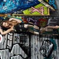 Australia's Next Top Model Cycle 9 - Photoshoot 3 (Jean Paul Gaultier Street Fashion Shoot)