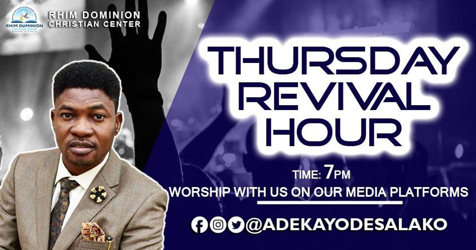 Thursday Revival Hour