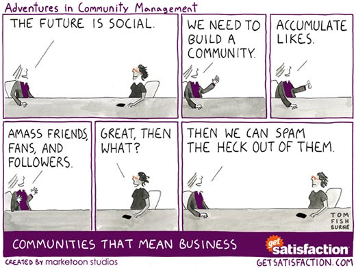 Adventures In Community Management
