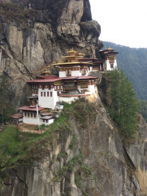 Bhutan - A travelogue