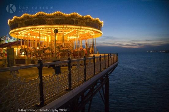 Event photographer - Kay Ransom Photography Brighton Pier