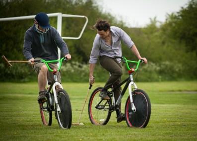 Bike polo photography - Kay Ransom Photography