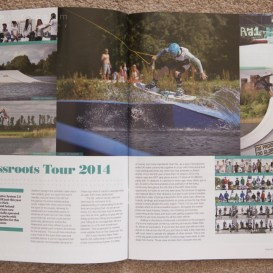 Extreme sport photography in print Kay Ransom Photography