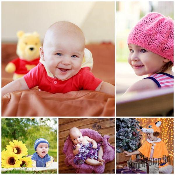 Искусство детских фотографий